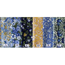 Orchard Garden 2 - Liberty Fabric