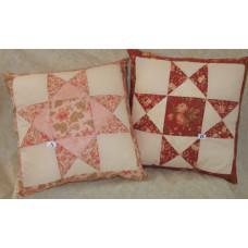 Ohio Star Cushion