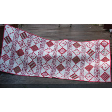 Rouenneries Bed runner