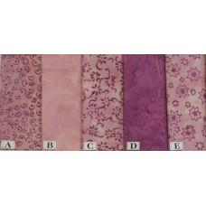 Bali Batiks - Misty Purple